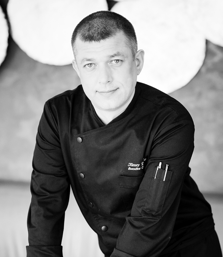 Photography Aleksey Dudarenko Chef Ambassador. Cook & Chef Institute