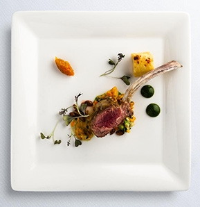 Photography recipe Lamb