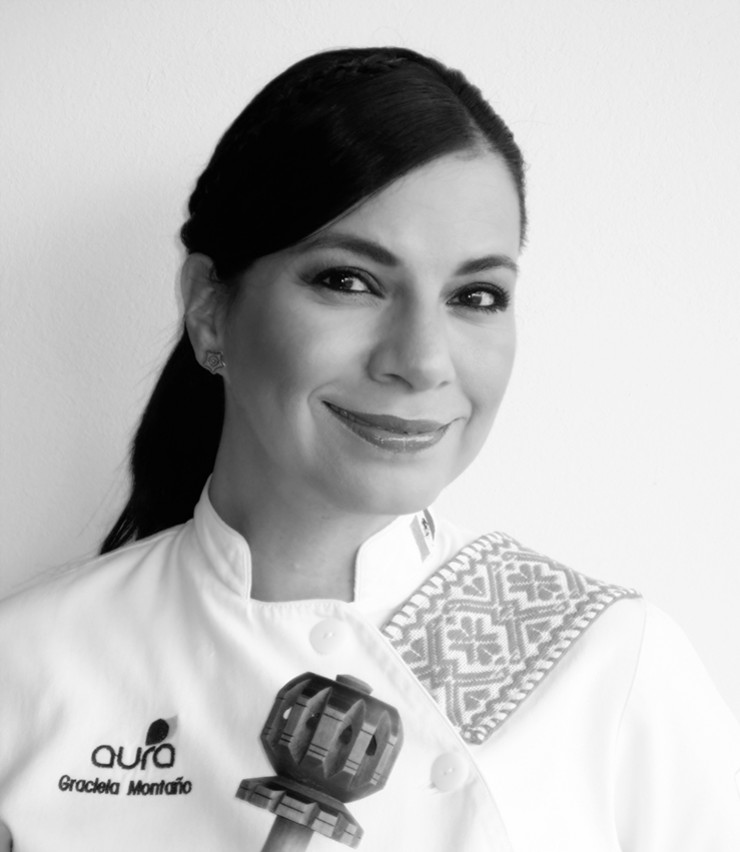 Photography Graciela Montaño Chef Ambassador. Cook & Chef Institute
